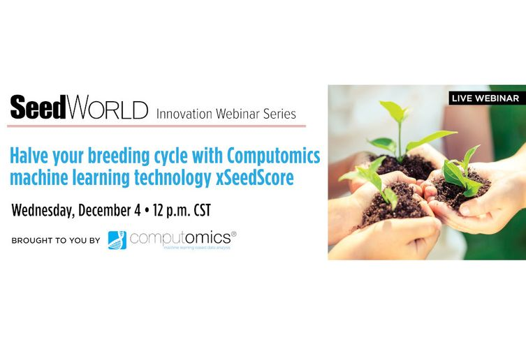 SeedWorld Webinar